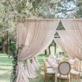 2018 drapeert de Vierkante Pijp van de Tent van het Dak en voor Huwelijk /Party