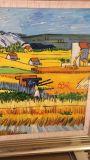 La reproducción de pinturas al óleo de Van Gogh por arte de pared