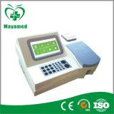 Mi-B010e-n nueva llegada de la pantalla táctil portátil Semi-Auto Analizador bioquímica