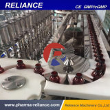 Monoblock 100ml Liquid Knell Bottle Filling Capping Machine