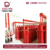 Sistema de supresión más barato ambiental de fuego del extinguidor de la lucha contra el fuego de gas Ig541