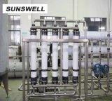 Sistema industriale di purificazione di acqua per la strumentazione di trattamento delle acque del RO