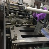 Tampa plástica descartável automática da tampa do copo que faz a formação da máquina