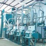 잠비아 시장 (20ton/24h)를 위한 Nshima 옥수수 식사 축융기