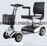 Motorino pieghevole di piccola dimensione di mobilità dell'indicatore luminoso del motorino di motore elettrico