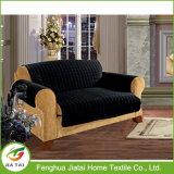 Grandi coperchi poco costosi su ordinazione allentati del sofà del tessuto da vendere