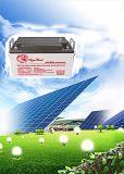 Batterie de gel de VRLA AGM pour le système solaire 12V 80ah
