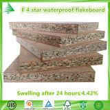 Panneau de particules de plaine de l'étoile 9mm de la qualité F4 pour des meubles