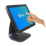 Système androïde écran tactile de 15 pouces tout dans une machine de position