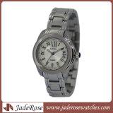 Montre-bracelet classique Fashion montre-bracelet en acier de coloration Watch
