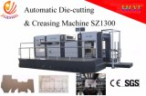 Ручн-Автоматическо умрите автомат для резки для бумажного Corrugated картона