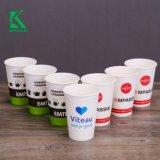 6.5Oz café de máquina expendedora de vasos de papel