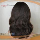 Perruque humaine à extrémité élevé de cheveu de Vierge (PPG-l-0866)