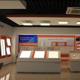 pantalla plana de la UL Dlc 36W LED de 0-10V 2835SMD 1X4