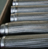Hochdruckdraht Brading flexibles Metalschlauch