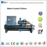 Vis refroidi par eau industrielle Système de refroidissement chiller