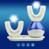 アンジェラのHelthyの心配のための超音波360度の情報処理機能をもった自動歯ブラシ