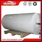 papier de transfert thermique sec rapide anticourbure de la sublimation 75GSM