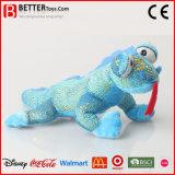 아이 아이들을%s 승진 선물 박제 동물 견면 벨벳 도마뱀 연약한 장난감