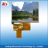 panneau d'affichage du TFT LCD 4.3 ``480*272 avec le panneau capacitif d'écran tactile