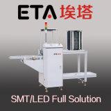 La fente double en acier inoxydable électronique Fixture Pochoir CMS de machine de nettoyage Nettoyage de la machine pour la ligne de production CMS