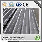 Hoja de acero acanalada del cinc de Dx51d 22gauge para las hojas a prueba de calor del material para techos