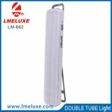 Luz al aire libre recargable del tubo del LED