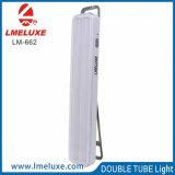 La luz del tubo exterior LED recargable