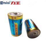 batterij van D van het aluminiumfolieJasje Lr20 de Droge Alkalische