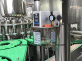 包装機械を満たすアルミホイルのコップのHDPEのびんのミルクジュースの乳酸桿菌の飲み物
