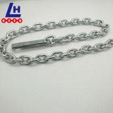 catena di gomma di ricambio placcata zinco di bianco di 6mm