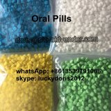Pillules orales Anavar de tablettes de gros stéroïde anabolisant brûlant puissant avec le transport rapide
