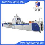 Machine automatique de revêtement de film de guichet avec le dispositif de chauffage électromagnétique (XJFMKC-1450L)