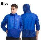 남녀 공통 옥외 방수와 반대로 UV 여름 재킷