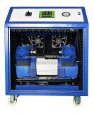 compresor de aire portable de alta presión del Petróleo-Menos 12bar con el tanque del aire