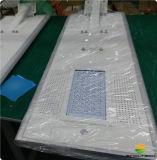 APP de Control inteligente de todo en uno de 60W LED Solar Farolas (SNSTY-260)