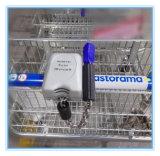 De plastic Kast van het Karretje voor het Winkelen Karretje