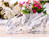 De schittering en glanst de Zwaan van het Kristal als Gunsten en Giften van het Huwelijk