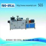 La producción de tubería de PVC plástico Máquina extrusionadora de husillo doble línea de extrusión