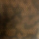 [سوبريو] ثعبان [غرين] [بو] جلد اصطناعيّة لأنّ حقائب وأحذية ([هسك119])