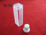Vidrio de laboratorio Micro cubeta Cubeta de cuarzo