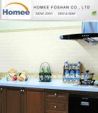 Flache Mattglasfliese für Küche-Badezimmer für Hauptinnenarchitektur