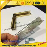 Profilo di alluminio bronzato anodizzato per il blocco per grafici della foto