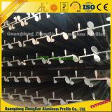 Perfil de aluminio anodizado de la cocina para la fabricación de las cabinas/de los armarios de cocina