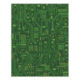 Relé de domótica Circuito Impreso PCB