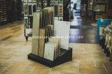 Cremagliera di visualizzazione di ceramica Single-Sided del metallo delle mattonelle di pavimento