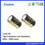 16V 105c Elektrolytische Condensator 8000hours 3300UF