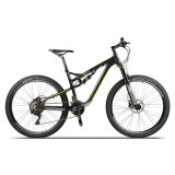 [27.5ر] [22سبيد] ألومنيوم يشبع تعليق [موونتين] درّاجة مع هواء شوكة