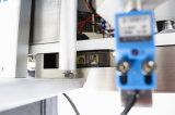 Etiqueta autoadhesiva Semi-Auto de la máquina de etiquetado de la botella redonda