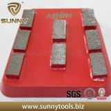 Étage de diamant de compétence de faisceau meulant la plaque concrète (SYYH-08)